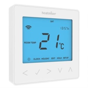 Heatmiser neoStat Programmable Thermostat White