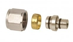 16 x 2mm Nut & Insert