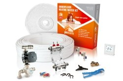 ProWarm Water Heating High Output Kit 30m2 Neo White Thermostat