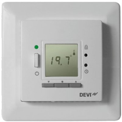 DEVIreg 535 Programmable Thermostat (White)