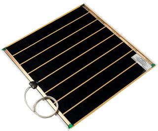 Demista 230V Heated Mirror Demister Pad 200 x 530 mm