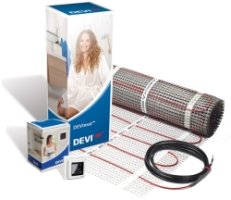 DEVIcomfort 150w/m2 DTIR-150 5.0m2 750w Underfloor Heating Kit