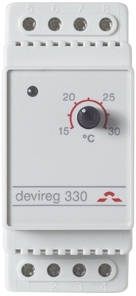 DEVIreg 330 Controller Frost Protection