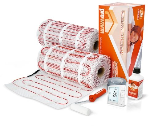 ProWarm 100w/m2 18.0m2 1800w Underfloor Heating Kit