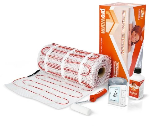 ProWarm 200w/m2 5.0m2 1000w Underfloor Heating Kit
