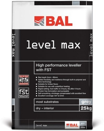 Bal Level Max Compound - Timber Floor