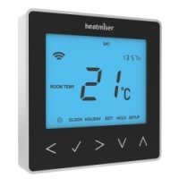 Heatmiser neoStat Programmable Thermostat - Black V1