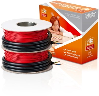 ProWarm 100w Loose Cable 30.50m2