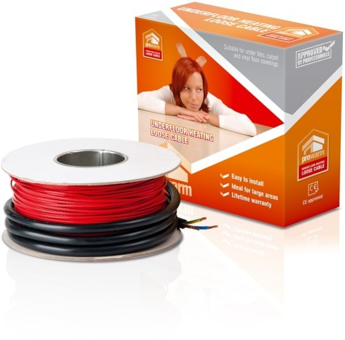 ProWarm 100w Loose Cable 6.40m2