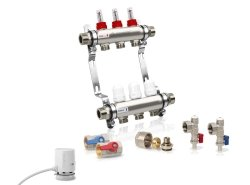 Manifold Kit - 3 Port