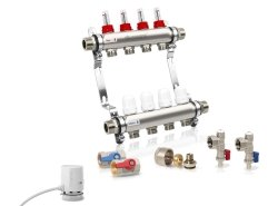 Manifold Kit - 4 Port