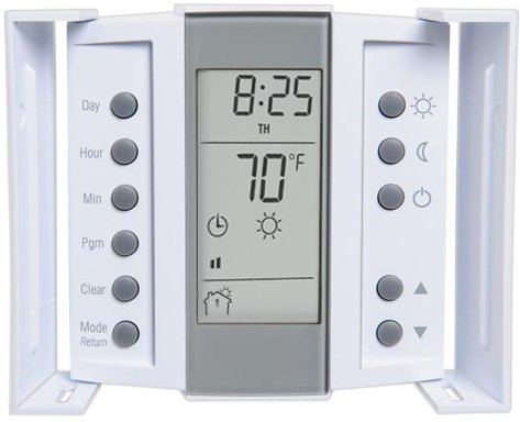 Aube TH232 7 Day Programmable Thermostat