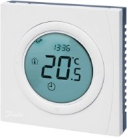 Harmoni 100w/m2 - 0.5m2 50w Underfloor Heating Kit + Danfoss ECtemp Programmable Thermostat