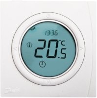 Danfoss WT-D - BasicPlus2 - LCD Display Thermostat