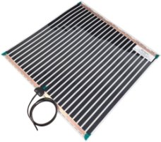Demista 230V Heated Mirror Demister Pad, 500mm x 250mm