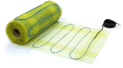Underfloor Heating Mat 8.0m2 for wooden base floor (Redundant Stock)