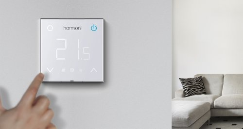 Harmoni 100 Plus HTP100 WiFi Digital Thermostat