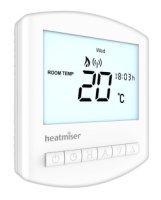 Heatmiser Slimline Thermostat v3