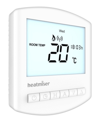 Heatmiser Slimline Thermostat V2