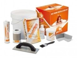 ProWarm Wet Room Installation Kit