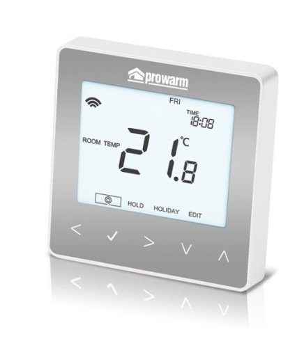 ProWarm ProTouch IQ Thermostat - Slate Grey