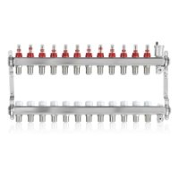 John Guest 12/3 Port Stainless Steel Manifold