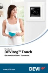 DEVIreg Touch User Guide