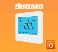 ProWarm TouchScreen Thermostat Manual