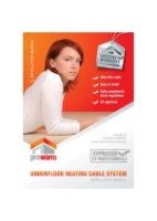 ProWarm Underfloor Heating Loose Cables Installation Manual