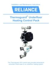 ThermoGuard UFH Control Pack UPM3