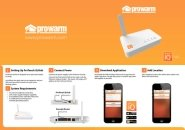 ProWarm ProTouch IQ Hub Kit Technical Specification Sheet