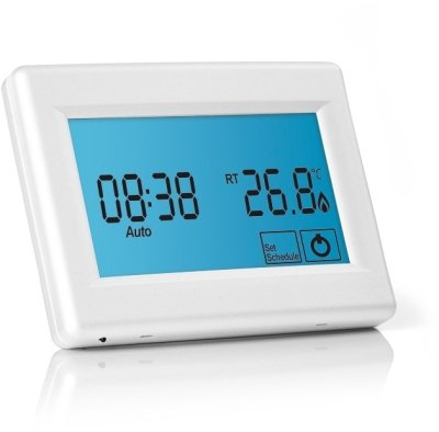 ProWarm ProTouch Touchscreen Thermostat (White)