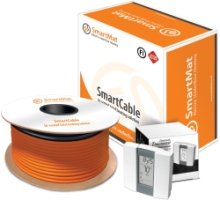 SmartCable 20 3.5-4.5sqm, 830w Kit + Aube TH232 Thermostat