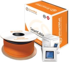 SmartCable 20 3.5-4.5sqm, 830w Kit + DEVIreg Touch Programmable Thermostat
