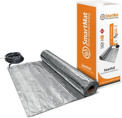 SmartFoil 140w/m2 2.0m2 280w Underwood Foil Heating Mat