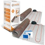 SmartMat 100w/m2 27.0m2 2700w Underfloor Heating Kit + Harmoni 25 Thermostat