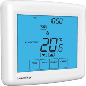 Heatmiser Touch Programmable Thermostat