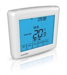 Heatmiser Touch RF Programmable Thermostat