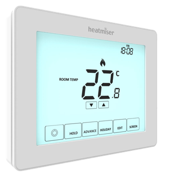 Heatmiser Touch Thermostat V2