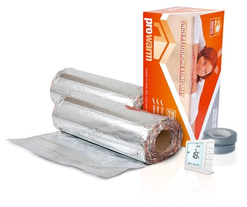 ProWarm 140w/m2 Underwood Heating Foil Kit 15.0m2