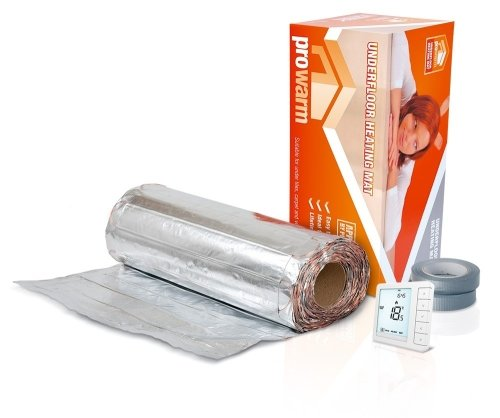 ProWarm 140w/m2 Underwood Heating Foil Kit 2.5m2