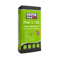 Ultra-Tile ProFlex S2 Flexible Fibre Reinforced Tile Adhesive (Grey)