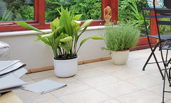 Conservatory Heating Underfloor Heating